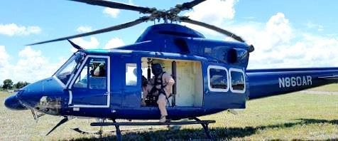 Off Market Aircraft in Florida: 1990 Bell 412SP - 1