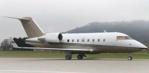 Off Market Aircraft in Dubai: 1999 Bombardier Challenger 604 - 1