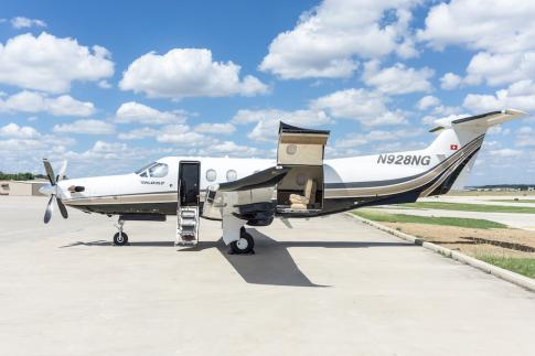 Off Market Aircraft in Texas: 2008 Pilatus PC-12 NG - 2