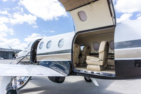 Off Market Aircraft in Texas: 2008 Pilatus PC-12 NG - 3