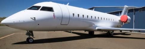 Off Market Aircraft in USA: 1997 Bombardier CRJ-100ER - 1