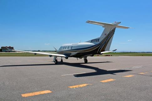 Off Market Aircraft in Colorado: 2009 Pilatus PC-12/47 - 2