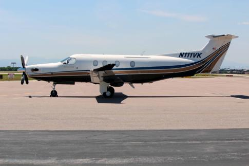 Off Market Aircraft in Colorado: 2009 Pilatus PC-12/47 - 1