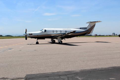 Off Market Aircraft in Colorado: 2009 Pilatus PC-12/47 - 3