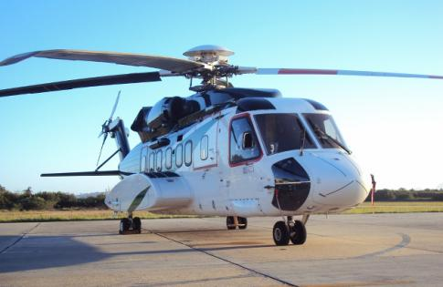 Off Market Aircraft in Brazil: 2008 Sikorsky S-92 - 1