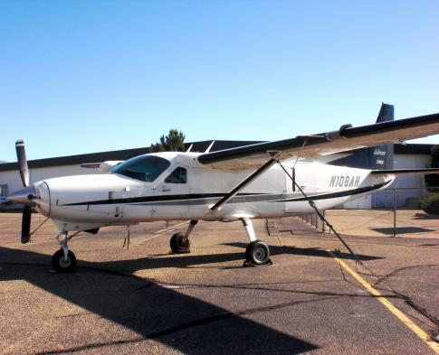 Off Market Aircraft in New Mexico: 2002 Cessna 208B - 1