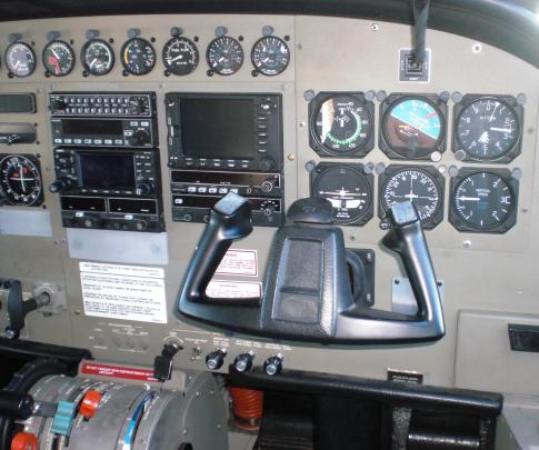 Off Market Aircraft in New Mexico: 2002 Cessna 208B - 3