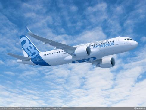 Off Market Aircraft in USA: 2016 Airbus A320-214 - 1