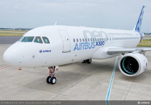 Off Market Aircraft in USA: 2016 Airbus A320-214 - 2