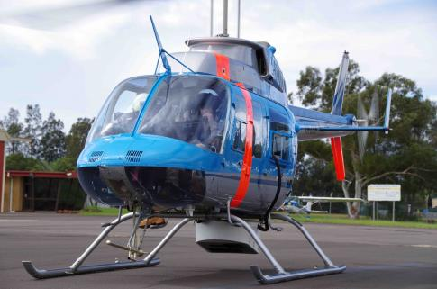 Aircraft for Sale in TAS: 1988 Bell 206L3 - 1