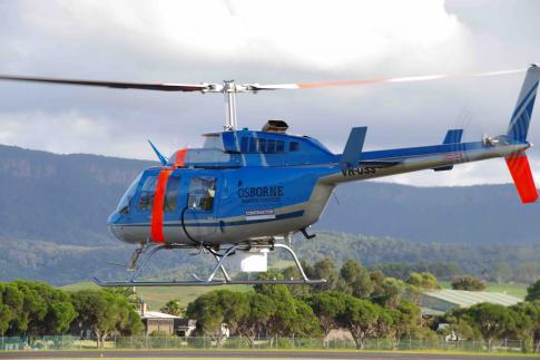 Aircraft for Sale in TAS: 1988 Bell 206L3 - 2
