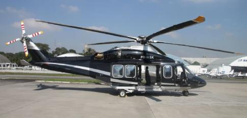 Off Market Aircraft in Brazil: 2008 Agusta AW139 - 1
