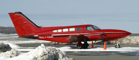 Off Market Aircraft in Wyoming: 1980 Cessna 402C - 1