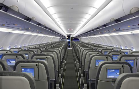 Off Market Aircraft in USA: 2001 Airbus A320-232 - 1