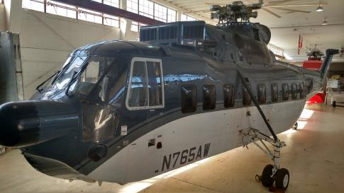 Off Market Aircraft in Georgia: 1977 Sikorsky S-61N - 1