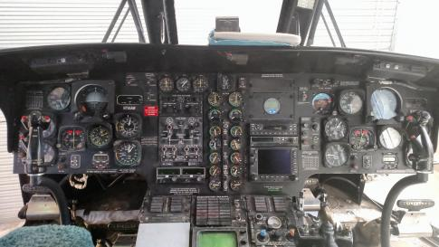 Off Market Aircraft in Georgia: 1977 Sikorsky S-61N - 3