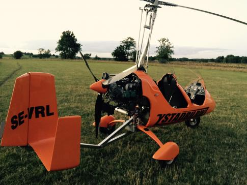 Off Market Aircraft in South: 2012 Autogyro Gmbh. MTO Sport - 3