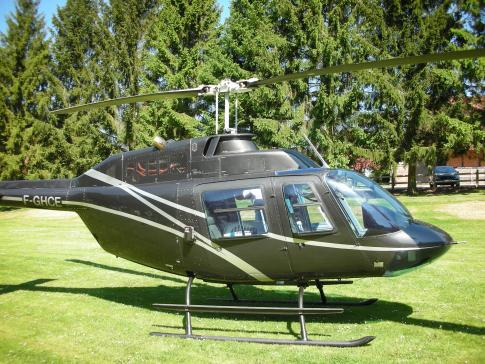 Off Market Aircraft in France: 1976 Bell 206B - 1