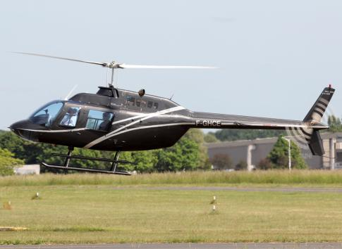 Off Market Aircraft in France: 1976 Bell 206B - 2