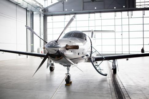 Off Market Aircraft in Poland: 2010 Pilatus PC-12 NG - 3