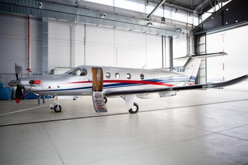 Off Market Aircraft in Poland: 2010 Pilatus PC-12 NG - 1