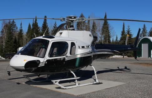 Off Market Aircraft in Canada: 2005 Eurocopter AS 350B2 - 1