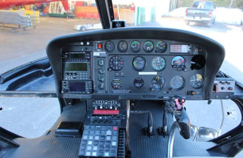 Off Market Aircraft in Canada: 2005 Eurocopter AS 350B2 - 2