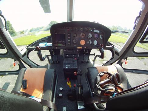 Off Market Aircraft in Germany: 1980 Eurocopter AS 350BA - 2