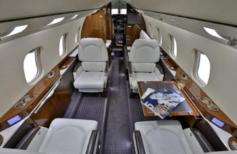 Off Market Aircraft in USA: 2007 Learjet 60-XR - 2