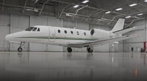 Off Market Aircraft in Ohio: 2001 Cessna Citation Excel - 1