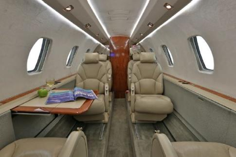 Off Market Aircraft in Ohio: 2001 Cessna Citation Excel - 2