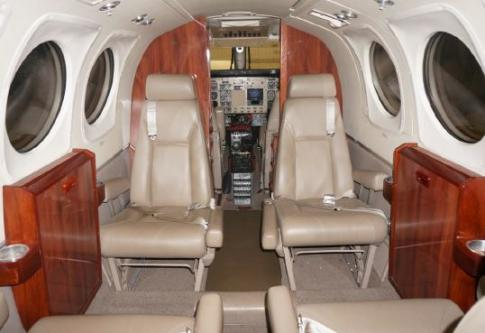 Aircraft for Sale in USA: 1981 Beech B100 - 2