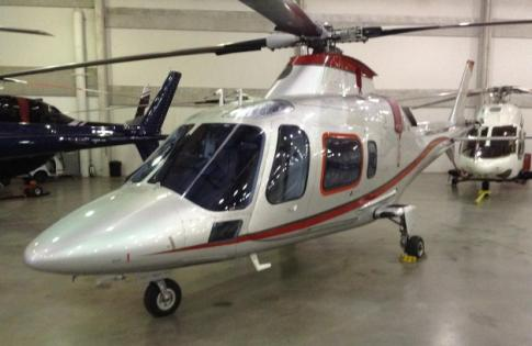 Aircraft for Sale in Brazil: 2008 Agusta A109E