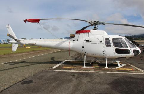 Off Market Aircraft in Papua New Guinea: 1979 Eurocopter AS 350BA - 1
