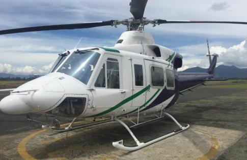 Aircraft for Sale/Lease in Singapore: 1988 Bell 412HP - 1