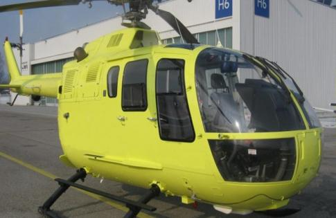 Off Market Aircraft in Germany: 1991 Eurocopter Bo 105-CBS5 - 1