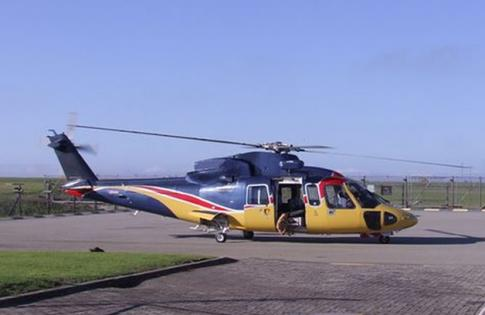 Off Market Aircraft in South Africa: 1981 Sikorsky S-76A++ - 1