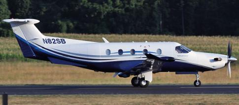 Off Market Aircraft in USA: 2011 Pilatus PC-12 NG - 1