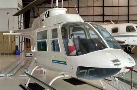 Off Market Aircraft in Illinois: 1978 Bell 206B3 - 1