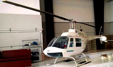 Off Market Aircraft in Illinois: 1978 Bell 206B3 - 2