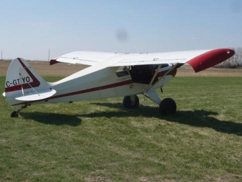 1956 Piper PA-22/20-150 in Quebec for Sale-$7,540