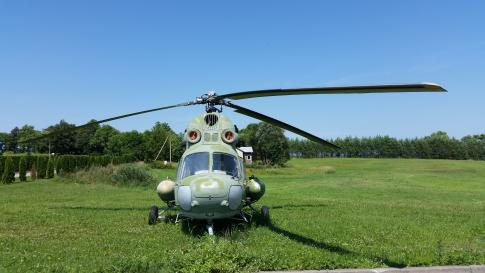 Off Market Aircraft in Lithuania: 1985 Mil MI-2 - 2