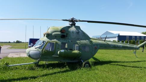 Off Market Aircraft in Lithuania: 1985 Mil MI-2 - 3