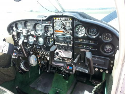 Off Market Aircraft in Florida: 1965 Piper Cherokee - 3