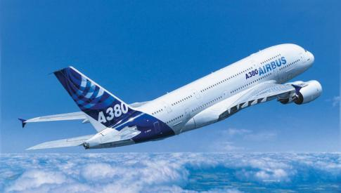 Off Market Aircraft in USA: 2016 Airbus A380 - 1