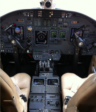 Off Market Aircraft in Texas: 2000 Cessna Citation Excel - 2