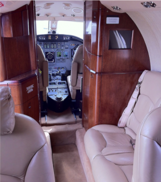 Off Market Aircraft in Texas: 2000 Cessna Citation Excel - 3