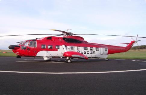 Off Market Aircraft in USA: 1978 Sikorsky S-61N - 1