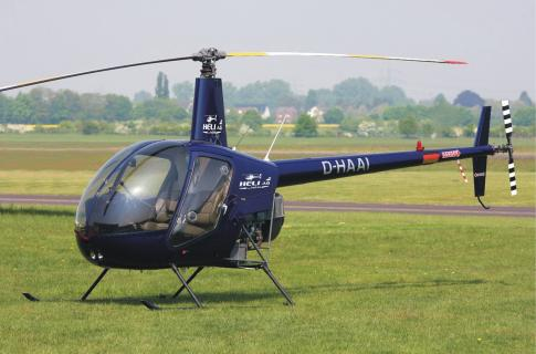 Off Market Aircraft in Germany: 2008 Robinson R-22 - 1