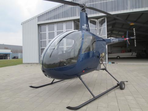 Off Market Aircraft in Germany: 2008 Robinson R-22 - 2